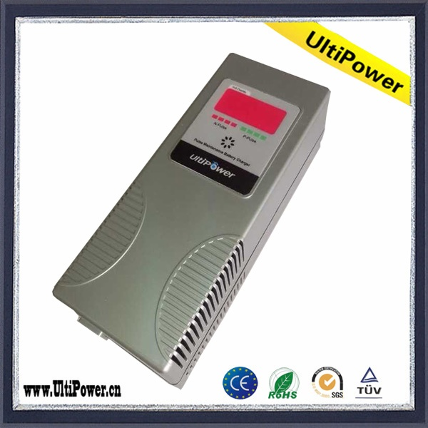 48V 3A Lead Acid Battery Charger for Maintain Recover Capacity VRLA AGM